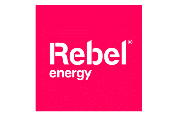 Rebel Energy Review Logo